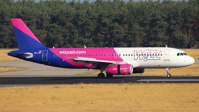 A picture of HALWP - Airbus A320232 - Wizz Air - © Marcel Schmidt