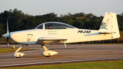 PR-ZAE - Vans RV-8A - Private