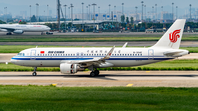 B-304E - Airbus A320-214 - Air China
