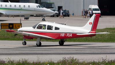 A picture of HBPJA - Piper PA28R201 - [28R44089] - © Fabrizio Gandolfo