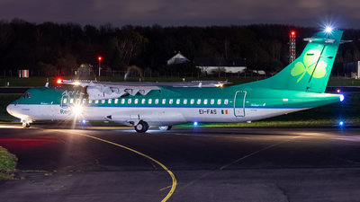 A picture of EIFAS - ATR 72600 - Aer Lingus - © Marco Materlik
