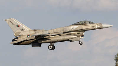 3060 - Lockheed Martin F-16E Fighting Falcon - United Arab Emirates - Air Force