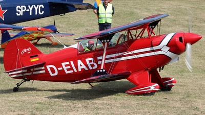 D-EIAB - Pitts S-2A Special - Private