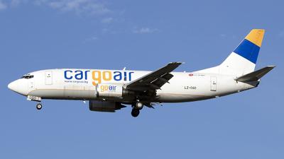 A picture of LZCGO - Boeing 737301(SF) - Cargo Air - © Simone Previdi