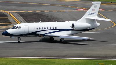 N2000L - Dassault Falcon 2000 - Private