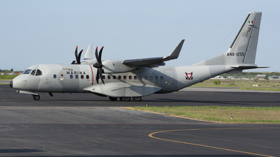 ANX-1255 - Airbus C295W - Mexico - Navy