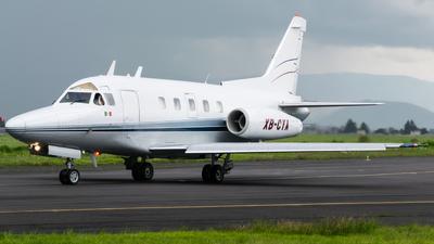 XB-CYA - North American Sabreliner 75A - Private