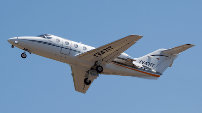 YV471T - Hawker Beechcraft 400A - Private