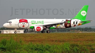 9M-AHR - Airbus A320-216 - AirAsia