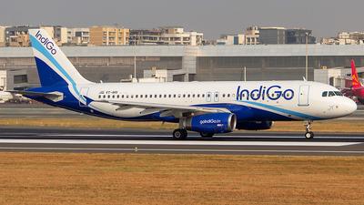 VT-IHV - Airbus A320-232 - IndiGo Airlines
