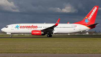TC-TJM - Boeing 737-8Q8 - Corendon Airlines
