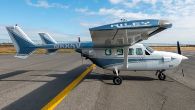 N685V - Cessna T337G Skymaster - Private