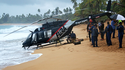 N139PD - Bell 407 - Puerto Rico - Police