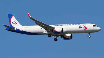 VP-BOP - Airbus A321-251NX - Ural Airlines