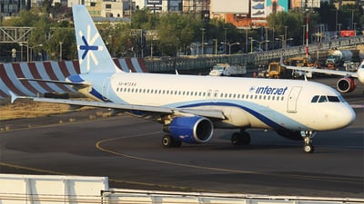 A picture of XAMTO - Airbus A320214 - [4924] - © Alejandro Aceves