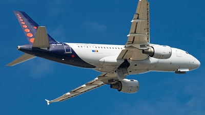 OO-SSD - Airbus A319-112 - Brussels Airlines