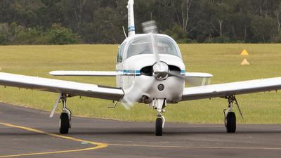 VH-CUV - Piper PA-28R-180 Cherokee Arrow - Private