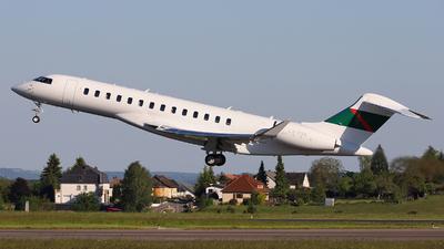 LX-PAK - Bombardier BD-700-2A12 Global 7500  - Private