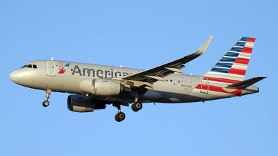 N9008U - Airbus A319-115 - American Airlines