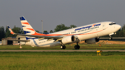 OK-TSA - Boeing 737-8S3 - SmartWings