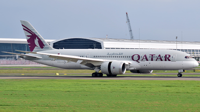 A7-BCL - Boeing 787-8 Dreamliner - Qatar Airways