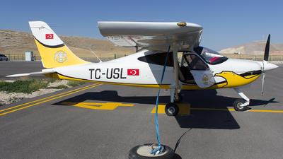 TC-USL - Tecnam P2008JC - Private