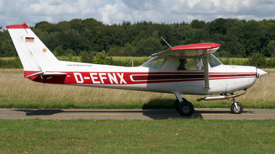 A picture of DEFNX - Cessna 152 - [] - © Herb Hunter