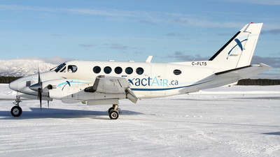 A picture of CFLTS - Beech A100 King Air - [B149] - © Daniel Lapierre Forget
