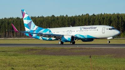 A picture of VQBDN - Boeing 7378K5 - NordStar - © David_Vlasov
