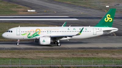 F-WWID - Airbus A320-251N - Spring Airlines
