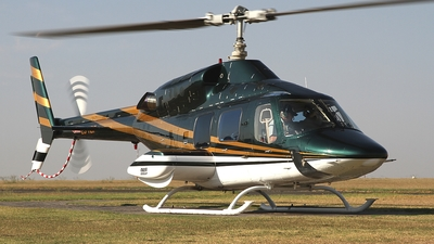 ZS-HDF - Bell 222UT - Private
