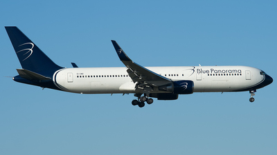 EI-CMD - Boeing 767-324(ER) - Blue Panorama Airlines