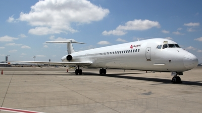 ZS-GAB - McDonnell Douglas MD-82 - Global Aviation