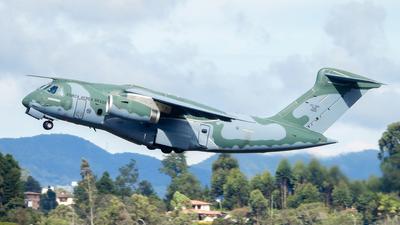 A picture of FAB2855 - Embraer KC390 -  - © david pareja