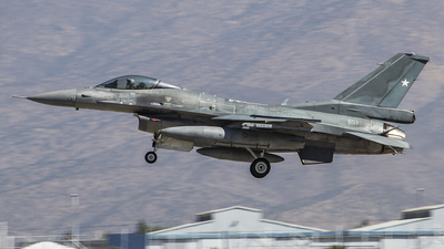 851 - Lockheed Martin F-16CJ Fighting Falcon - Chile - Air Force