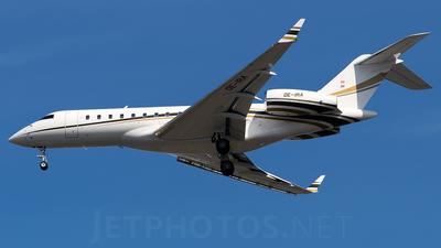 OE-IRA - Bombardier BD-700-1A10 Global Express XRS - Art Aviation