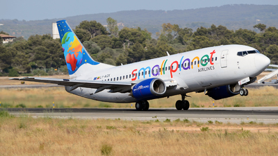 LY-AQX - Boeing 737-322 - Small Planet Airlines