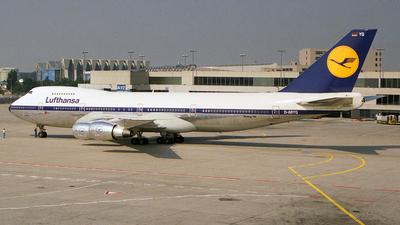 D-ABYQ - Boeing 747-230B - Lufthansa