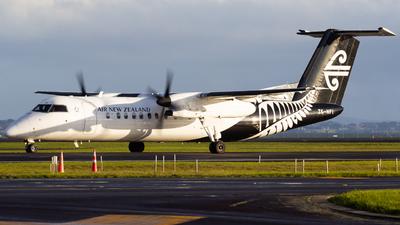 A picture of ZKNFI - De Havilland Canada Dash 8300 - Air New Zealand - © Lukasz Swain