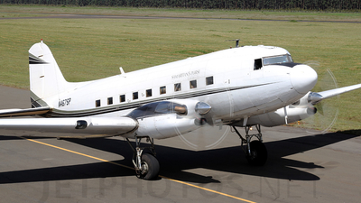 N467SP - Douglas DC-3C-TP - Samaritan's Purse