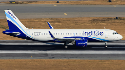 A picture of VTIZZ - Airbus A320271N - IndiGo - © Karson