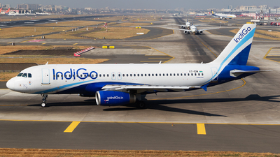 A picture of VTIDM - Airbus A320232 - [2204] - © Akshay M