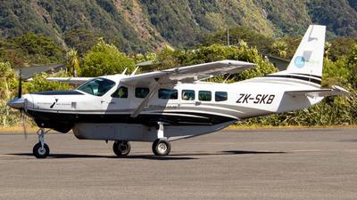 ZK-SKB - Cessna 208 Caravan - Air Milford
