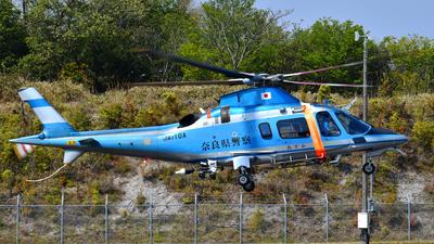 JA110A - Agusta A109E Power - Japan - Police