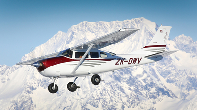 ZK-DWV - Cessna U206F Stationair - Wilderness Wings