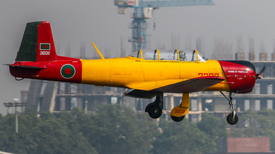3202 - Nanchang PT-6A - Bangladesh - Air Force