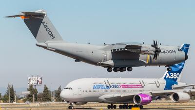 EC-404 - Airbus A400M - Airbus Industrie