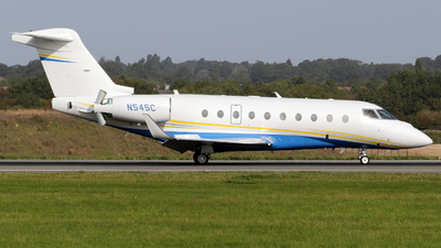 N545C - Gulfstream G280 - Private