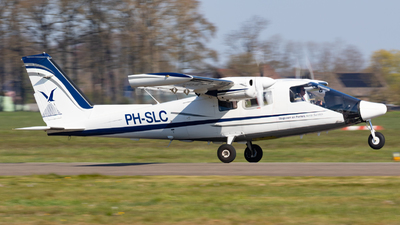 A picture of PHSLC - Vulcanair P.68 Observer - [46636/OB2] - © Jesse Vervoort