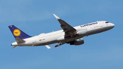 D-AIUP - Airbus A320-214 - Lufthansa